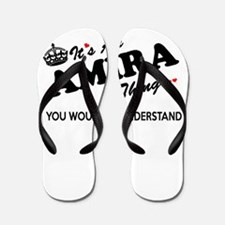 Unique Amira Flip Flops