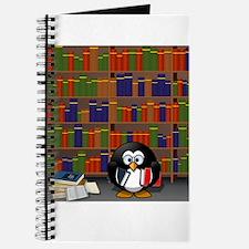Studious Penguin in Library Journal