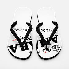 Unique Amara Flip Flops