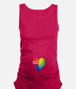 Rainbow Baby Maternity Tank Top