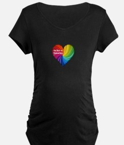 Rainbow Baby Maternity T-Shirt