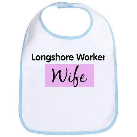 Longshore Worker Wife Bib