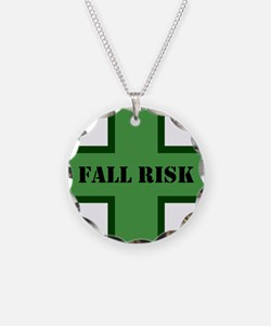 Green Fall Necklace