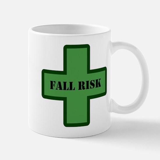 Green Fall Mugs