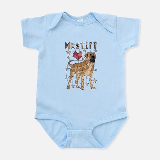 Geometric Mastiff Body Suit