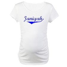 Janiyah Vintage (Blue) Shirt