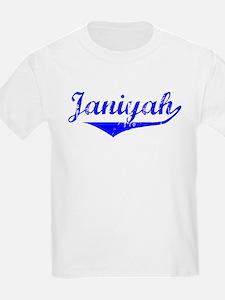 Janiyah Vintage (Blue) T-Shirt