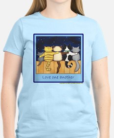 Love One Another - Cats / Ki T-Shirt