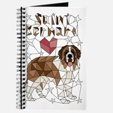 Unique Saint bernard Journal