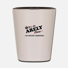 Cute Arely Shot Glass