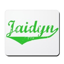 Jaidyn Vintage (Green) Mousepad