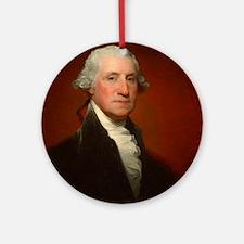 Portrait of George Washington by Gilbert Stuart Ro