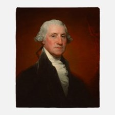 Portrait of George Washington by Gilbert Stuart Th