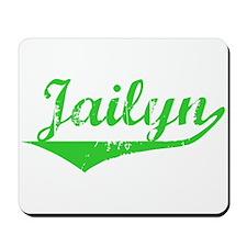Jailyn Vintage (Green) Mousepad