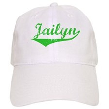 Jailyn Vintage (Green) Baseball Cap