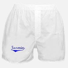 Jasmin Vintage (Blue) Boxer Shorts