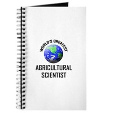 World's Greatest AGRICULTURAL SCIENTIST Journal
