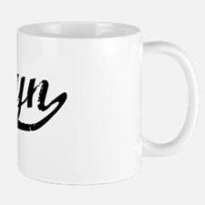 Kaelyn Vintage (Black) Mug