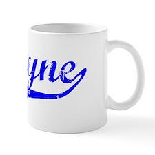 Jasmyne Vintage (Blue) Mug