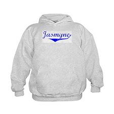 Jasmyne Vintage (Blue) Hoodie