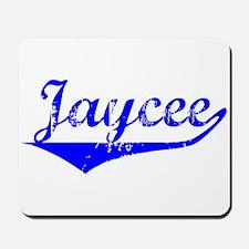 Jaycee Vintage (Blue) Mousepad