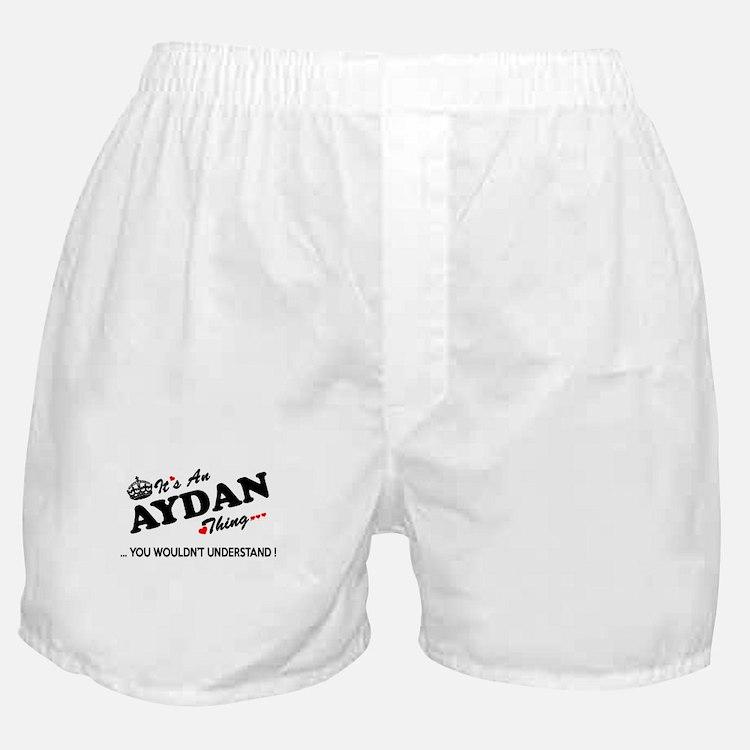 Cute Aydan Boxer Shorts