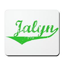 Jalyn Vintage (Green) Mousepad
