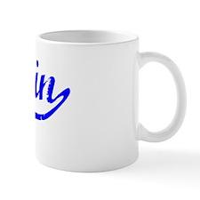 Jaylin Vintage (Blue) Mug
