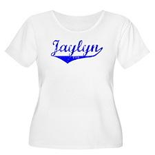 Jaylyn Vintage (Blue) T-Shirt