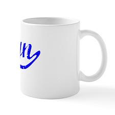 Jazlyn Vintage (Blue) Mug