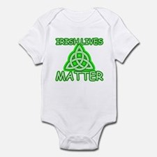 Irish lives matter Infant Bodysuit