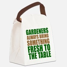 Gardeners Fresh To Table Canvas Lunch Bag