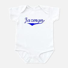 Jazmyn Vintage (Blue) Infant Bodysuit