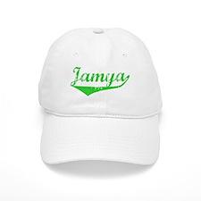 Jamya Vintage (Green) Baseball Cap