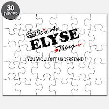 Unique Elyse Puzzle