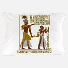 Seti I and Ramesses II Pillow Case