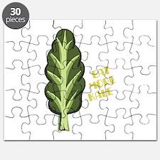 Eat More Kale Puzzle
