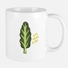 Eat More Kale Mugs