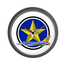 111th Fighter Squadron Wall Clock