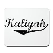 Kaliyah Vintage (Black) Mousepad