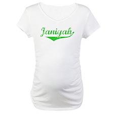 Janiyah Vintage (Green) Shirt