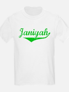 Janiyah Vintage (Green) T-Shirt