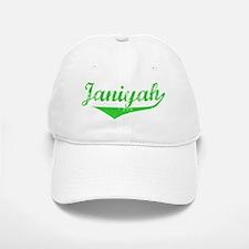 Janiyah Vintage (Green) Baseball Baseball Cap