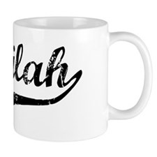 Kamilah Vintage (Black) Mug