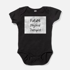 Cute Physical therapist assistant Baby Bodysuit