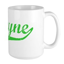 Jasmyne Vintage (Green) Mug