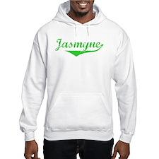 Jasmyne Vintage (Green) Hoodie Sweatshirt