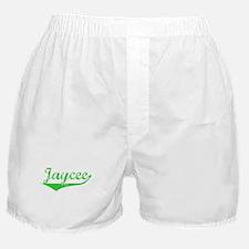 Jaycee Vintage (Green) Boxer Shorts
