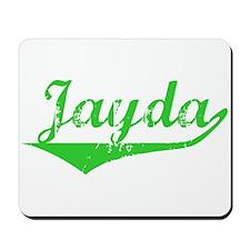 Jayda Vintage (Green) Mousepad