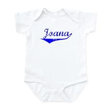 Joana Vintage (Blue) Infant Bodysuit